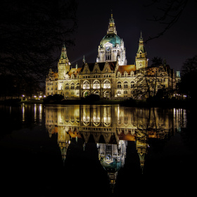New Town Hall - Neues Rathaus Hannover