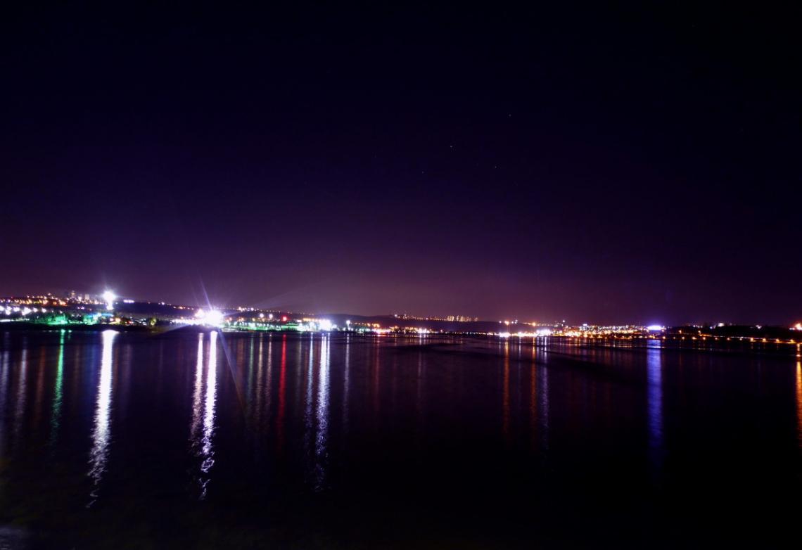 Mogan Gölü Gece Manzarası