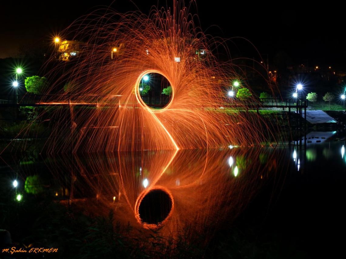 Işıkla Dans...