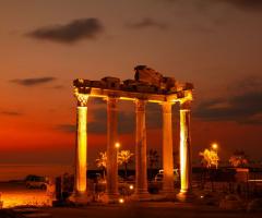 Apollon Tapınağı / Temple Of Apollo...Side