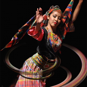 Dancer From The Philippines
