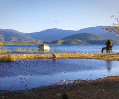 Bafa Gölü..