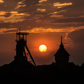 Sunset Mine Lehrte