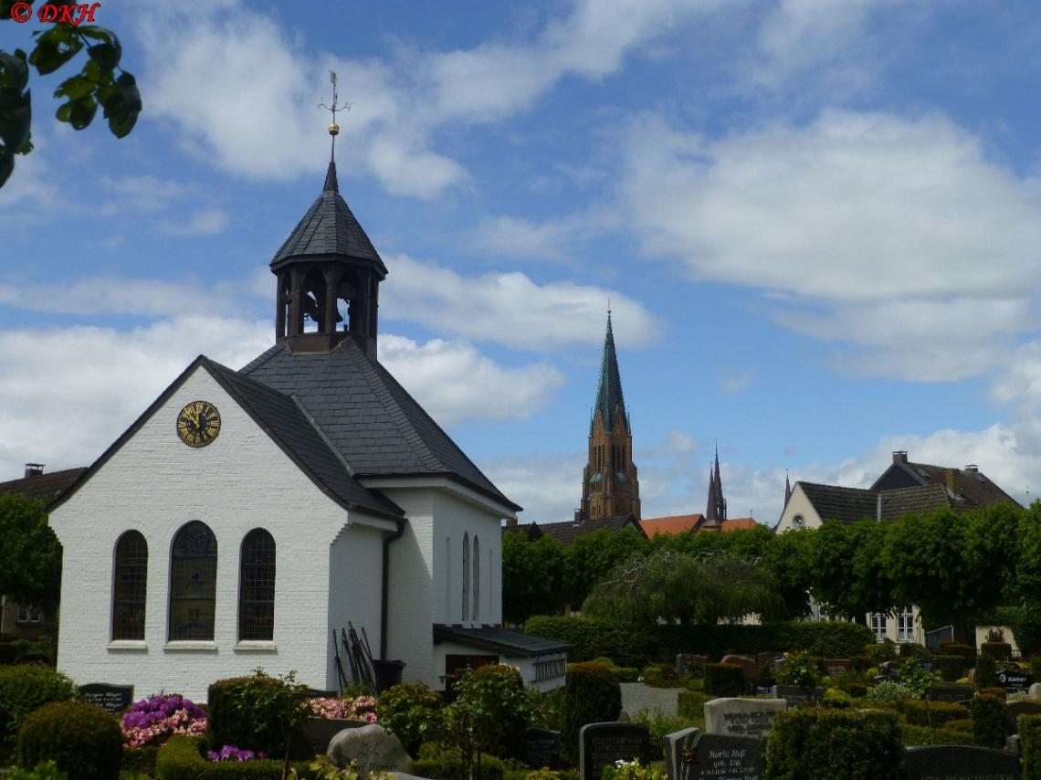 Friedhof im Fischerviertel (Holm) von Schleswig