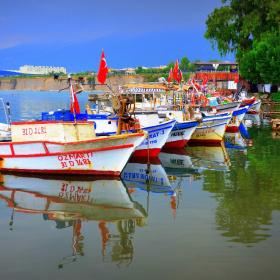 Balıkçı Tekneleri