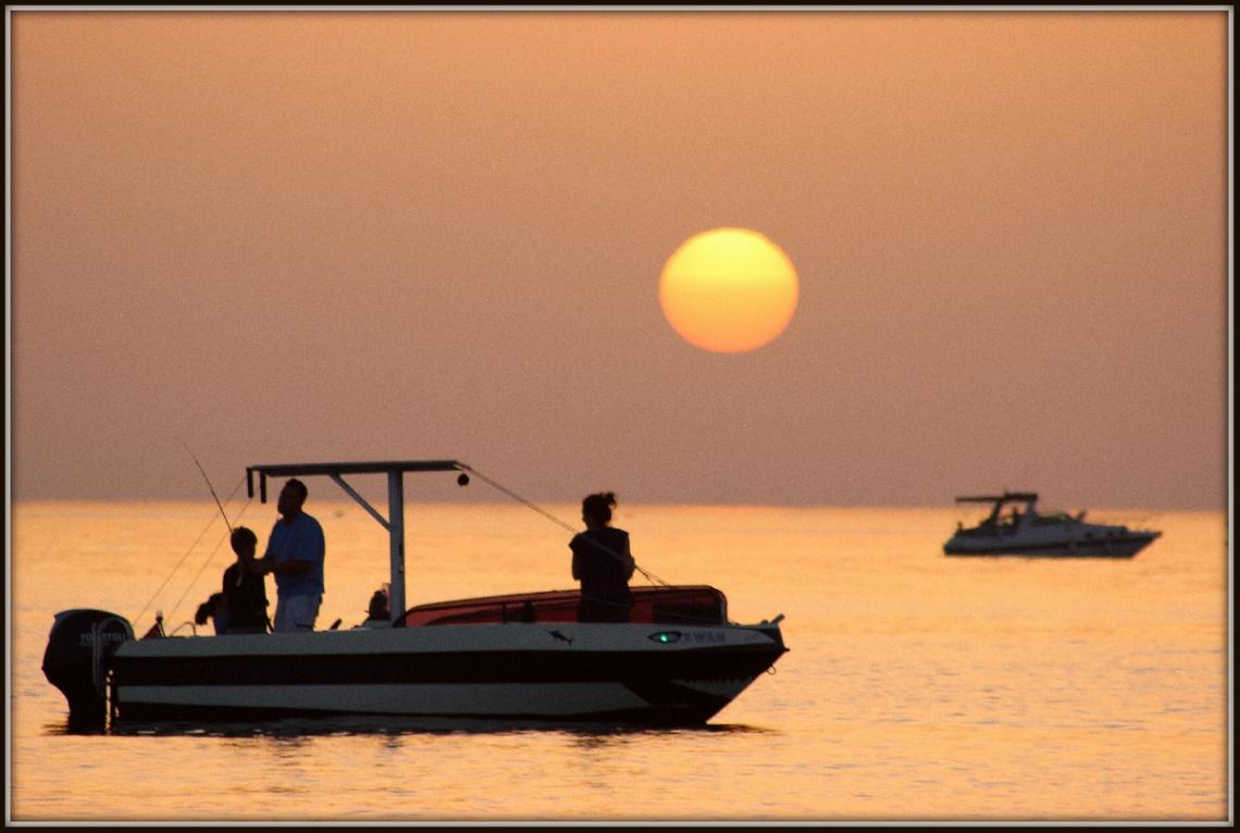 Trilye sunset
