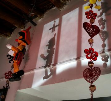 Pinokyo ve Gölgeler