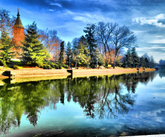 Reflection, HDR