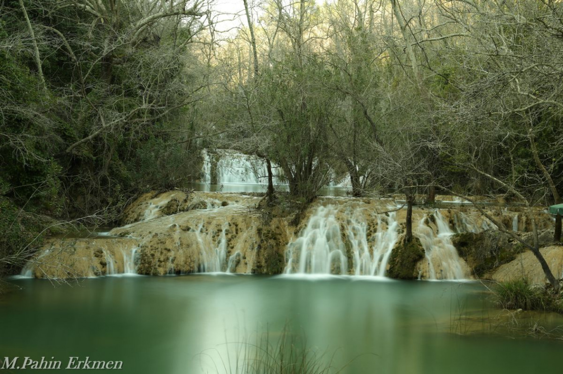 Küçük Şelale Kurşunlu / Antalya