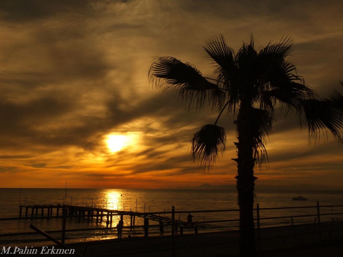 Gün Batımı / Sunset