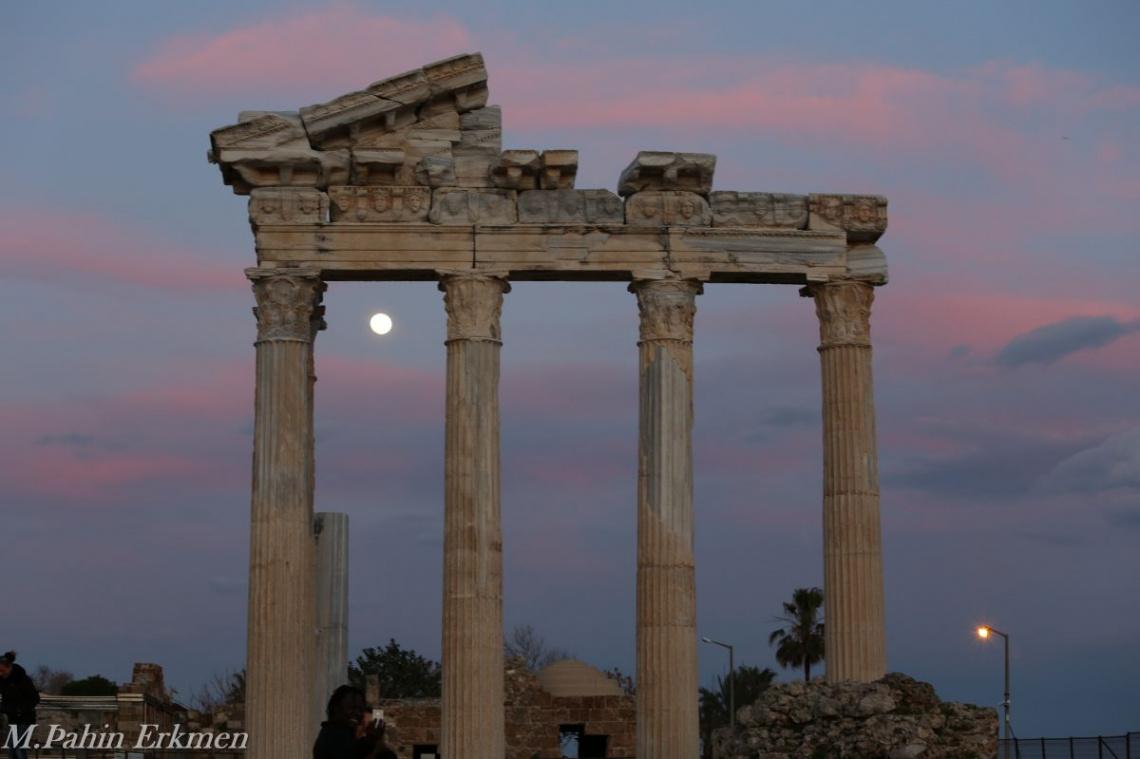 Temple Of Apollo / Manavgat