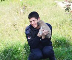 Pamir'den Küçük Islak Öpücük :)