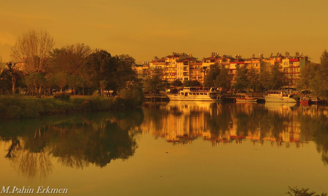 Manavgat Irmağı