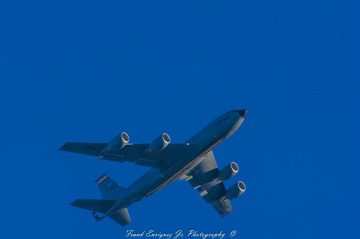 USAF Military Flight Out Of (TIA)