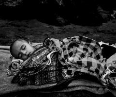 Mülteci Bir Çocuk Var Yüreğimde