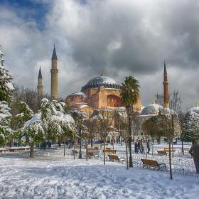 İstanbulda Kış