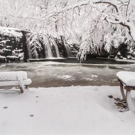 Suuçtu'da  Kış