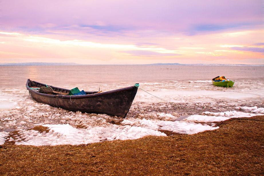 Buzlu Kıyılardan