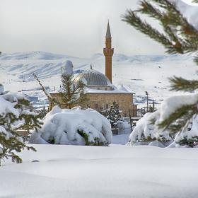 Sivas Yukarı Tekke Camii