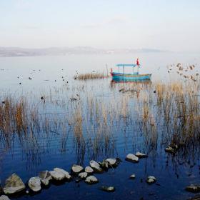 Sapanca gölü..