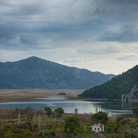 Çandır Köyünden Ala Gölü / Dalyan