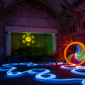 Light-Painting-Workshop 2