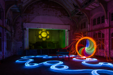 Light-Painting-Workshop 2