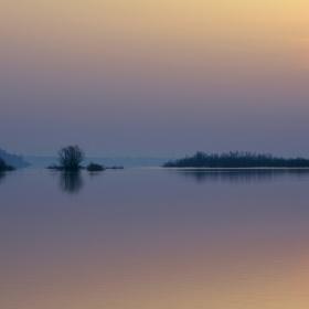 Sunrise in march