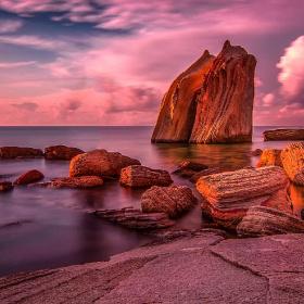 Yelken Kayalıkları/FOÇA.