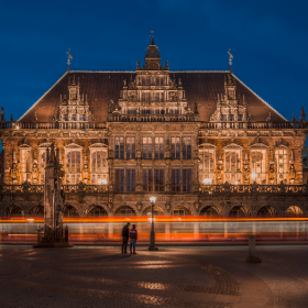 Town Hall Free Hanseatic City of Bremen
