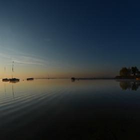 ... morning, Lake Nysa