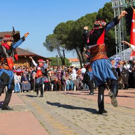 Yörük Festivali/GERMENCİK.