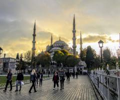 Süleymaniye Camii.. İstanbul