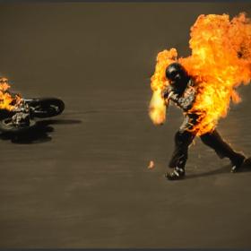 Moteurs... Action! Stunt Show