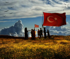 Bayrak Aşkı