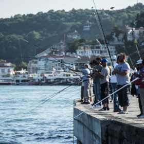 Rastgele Balıkçılar