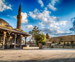Narmanlı Cami Erzurum