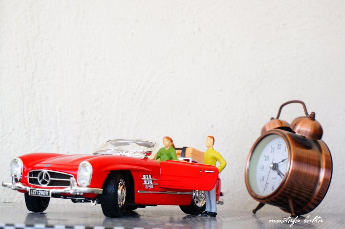 Miniciks Hayatlar  Günün Klasiği 1957 Mercedes 30