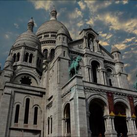 Sacré-Cœur Bazilikası, Paris