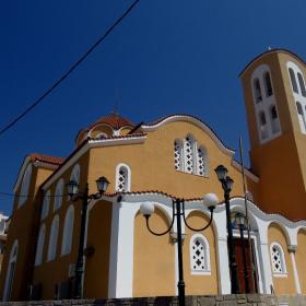 Kos'ta bir kilise