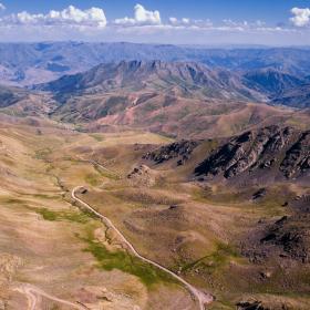 3800 metreden Kaçkarlar
