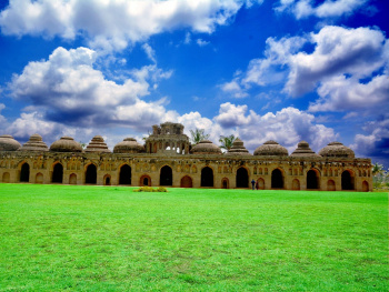 Elephant Stables