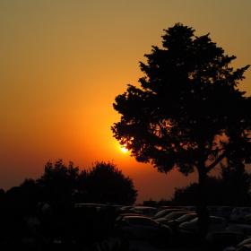 Kos'ta Günbatımı
