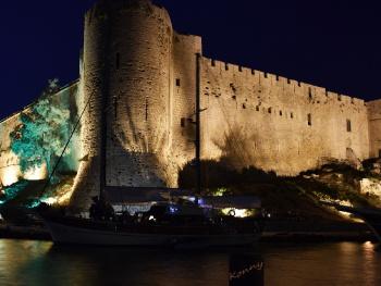Kyrenia castle , Cyprus