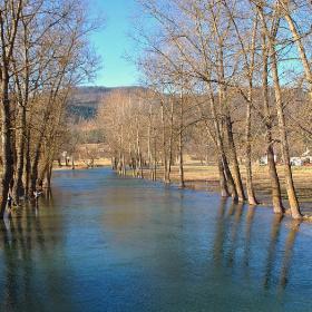 River GACKA, Croatia