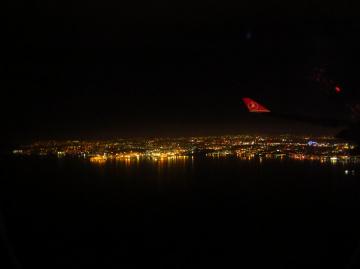 İstanbul'a İniş