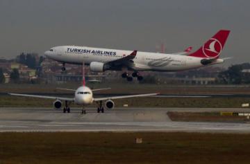 Atatürk Havalimanı'ndan