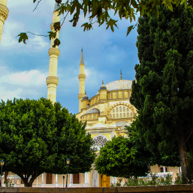 Sabancı Merkez Camii