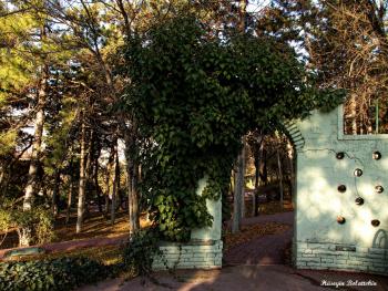 Basın Şehitleri Parkı.Ankara