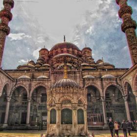 Eminönü Yeni Cami